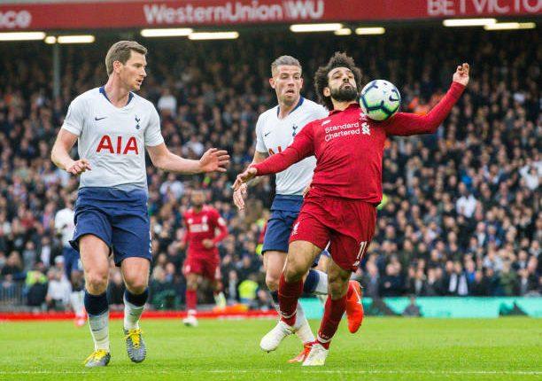 Liverpool Vs Tottenham Hotspur 2 1 Sport News