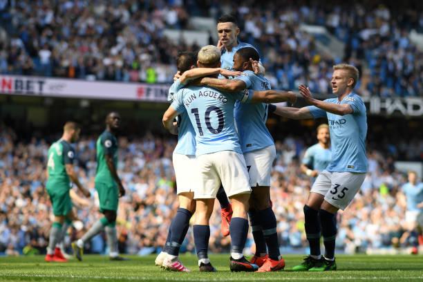 Manchester City vs Tottenham Hotspur (1-0) - Sport News
