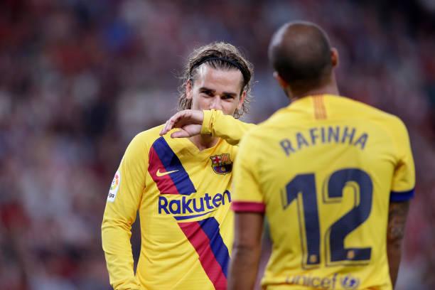 Athletic Club vs Barcelona