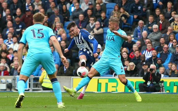 Brighton & Hove vs Tottenham Hotspur