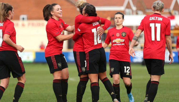 5 Things That Have to Happen for Man Utd Women to Upset the Odds in WSL This Season