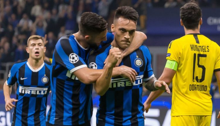 Borussia Dortmund v Inter: 7 Key Facts & Stats to Impress Your Mates Ahead of Champions League Clash