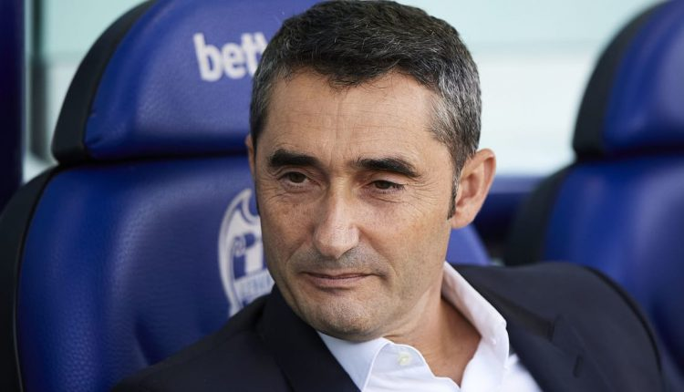 Ernesto Valverde Acknowledges He's Under Pressure Every Time Barcelona Lose