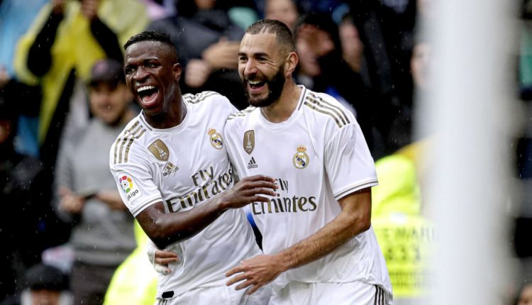 Real Madrid's Vinicius Junior Opens up on 'Special' Relationship With Karim Benzema
