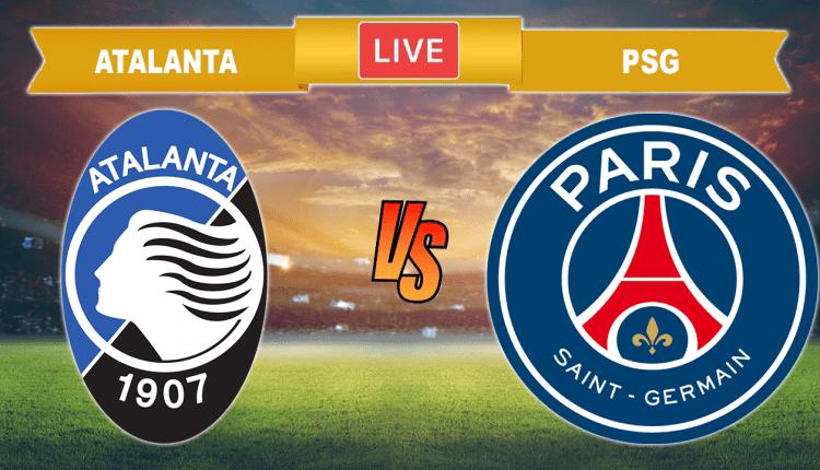 Atalanta vs Paris Saint-Germain