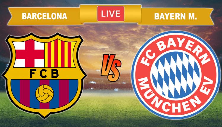 Barcelona Bayern München