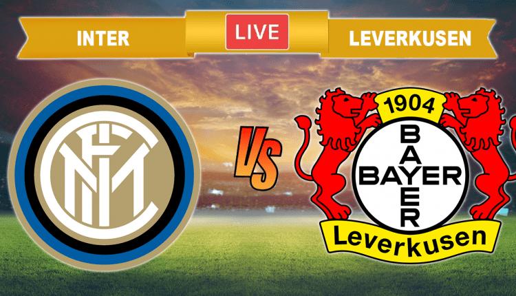 Inter Bayer 04 Leverkusen