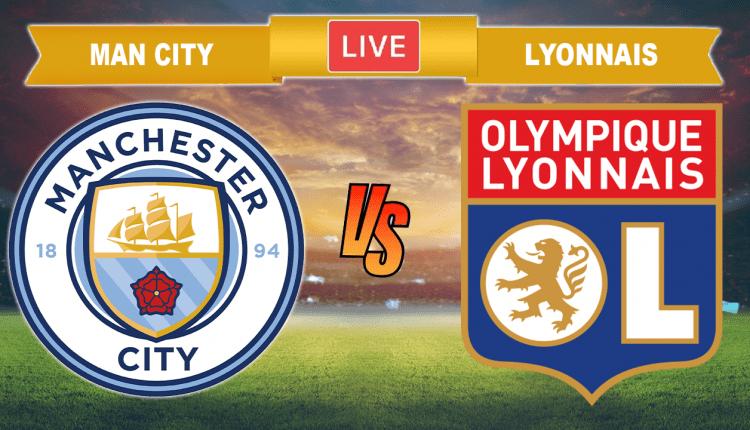 Manchester City Olympique Lyonnais